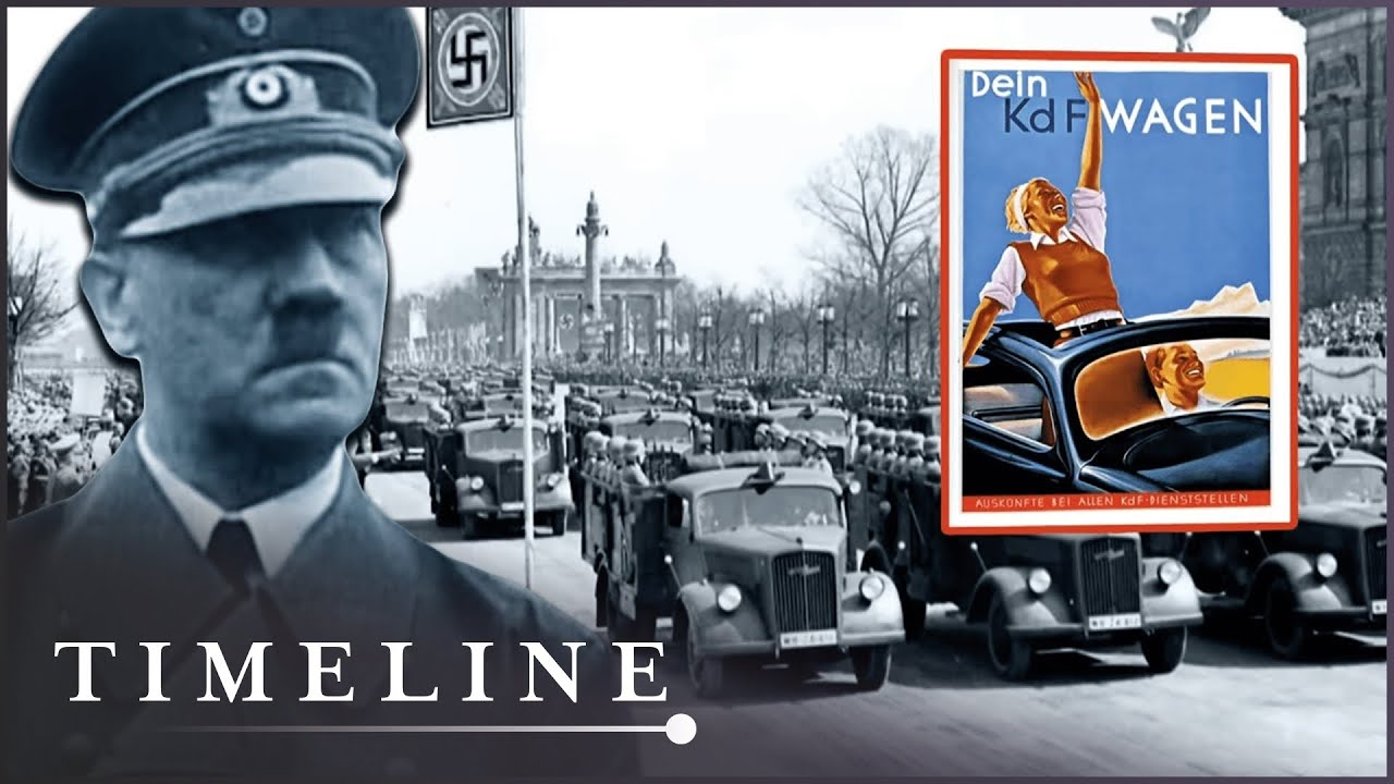 Download Volkswagen: The People's Car Of Nazi Germany   War Factories   Timeline