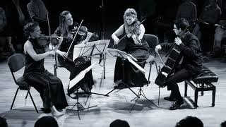 Schubert Death and the Maiden, Der Tod und das Mädchen,  Quartet in D minor Albion Quartet, Live