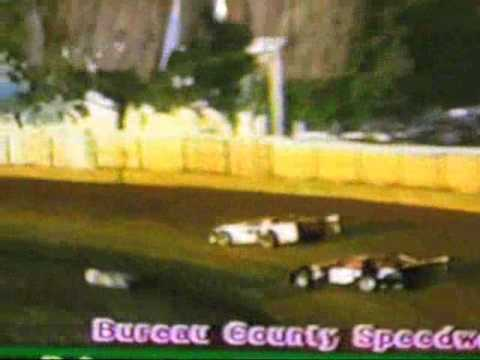 Bureau County Speedway Late Model Heat Race 1997