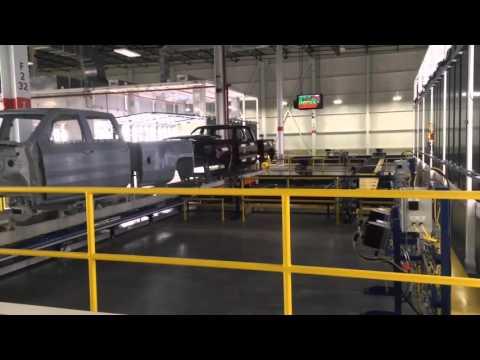 See inside General Motors