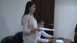 Фрагмент процесса по иску адвоката Дворяка к государству