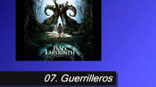 Pan´s Labyrinth Soundtrack 07. Guerrilleros