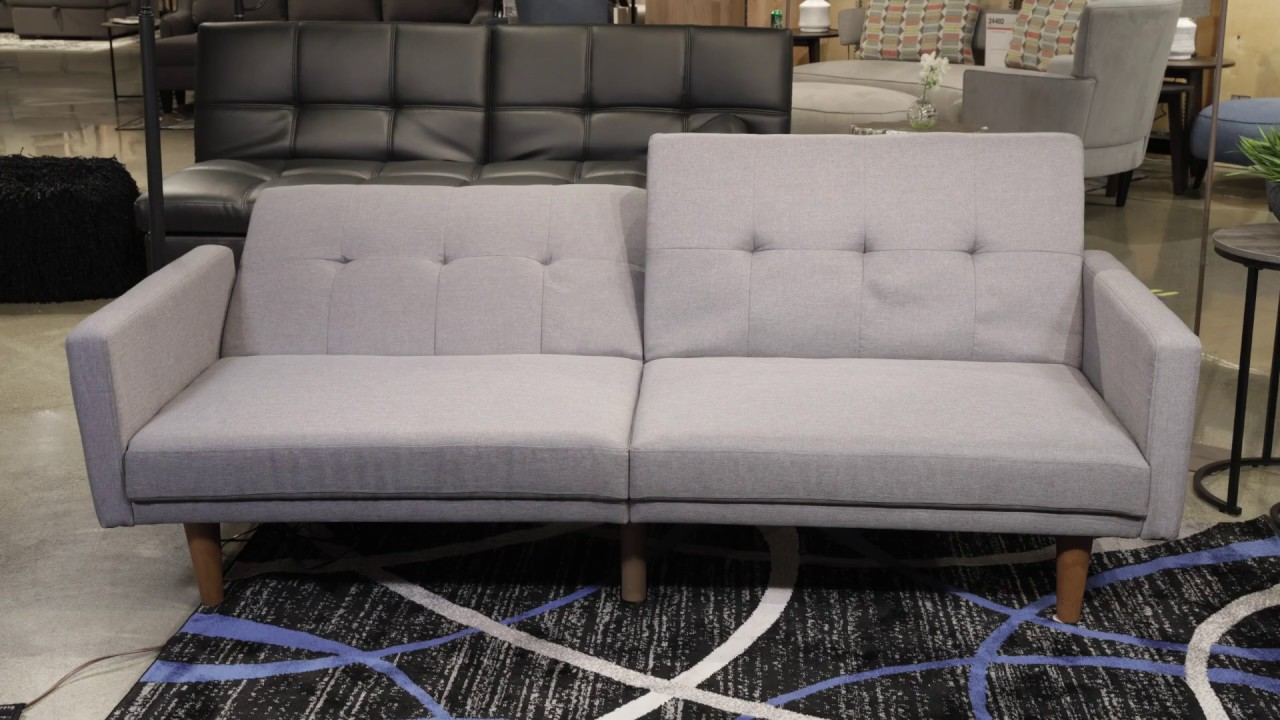 Signature Design By Ashley Futons Gaddis 6820665 Flip Flop Sofa Futons From Brandsource Canada