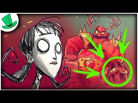 Отсылки в играх от создателей Dont Starve, Klei Entertainment