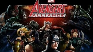 Marvel Advenger Aliance [Facebook] Introducción