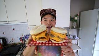 Cheeseburger Resep :: Bahasa