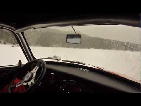 Mini Morris Cooper S Monte-Carlo 1967 Rauno Aaltonen replica