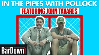 John Tavares reveals who he dislikes more between the Habs and Bruins on In The Pipes with Pollock