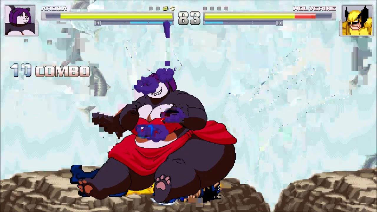 Download Aroma (New move) vs Wolverine