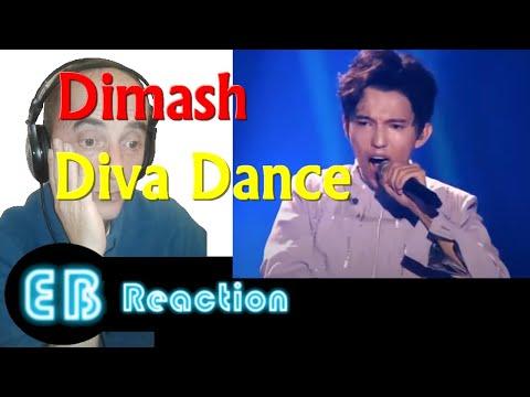 Dimash Kudaibergen DIVA DANCE REACTION – французская реакция !!