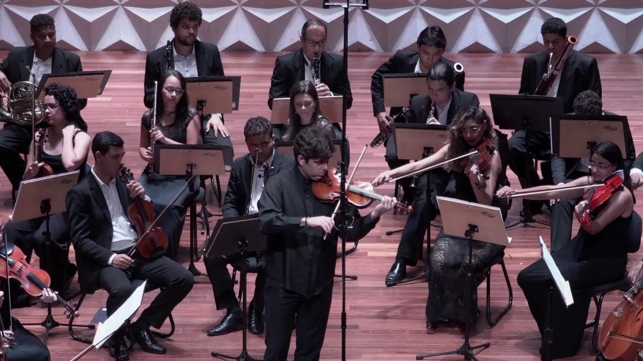 Dvorák - Romance in f minor op.11 - Daniel Guedes OSBM