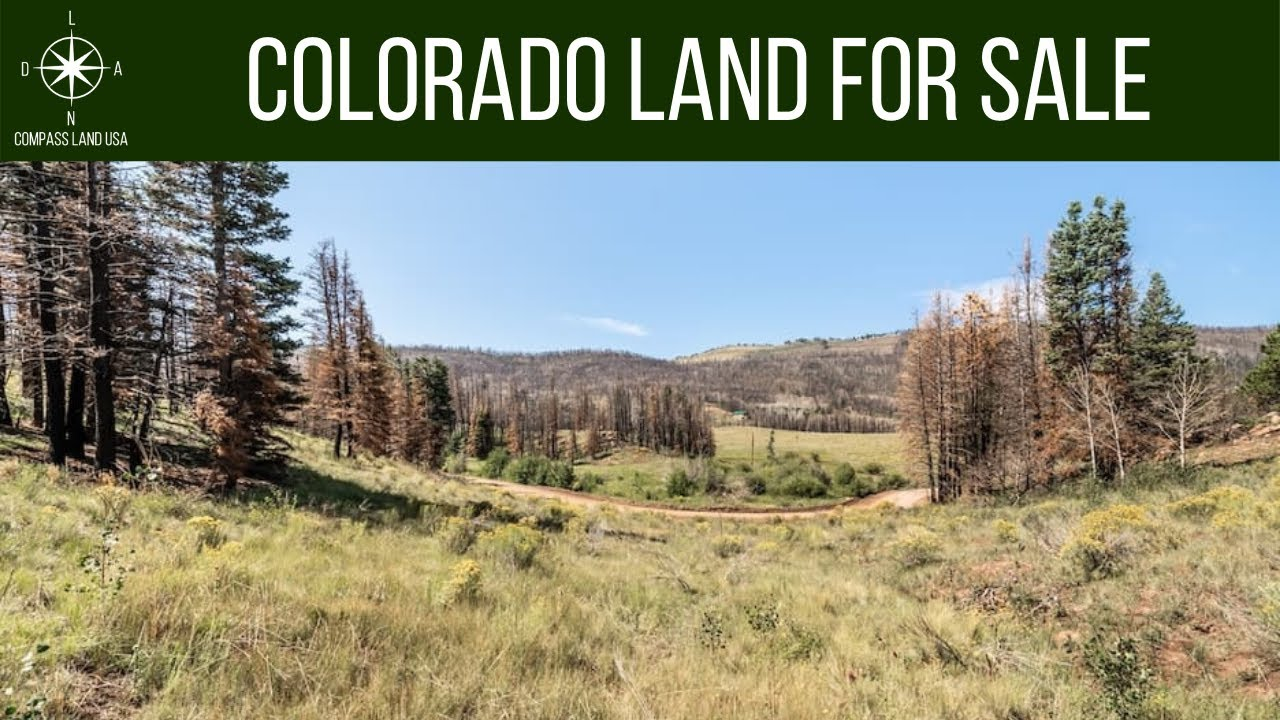 SOLD By Compass Land USA - 1.91 Acres Land for Sale in Forbes Park, Costilla County Colorado
