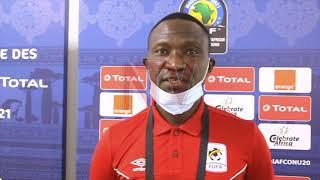 EMPAKA ZA U-20: Omutendesi Byekwaso tatidde Burkina Faso