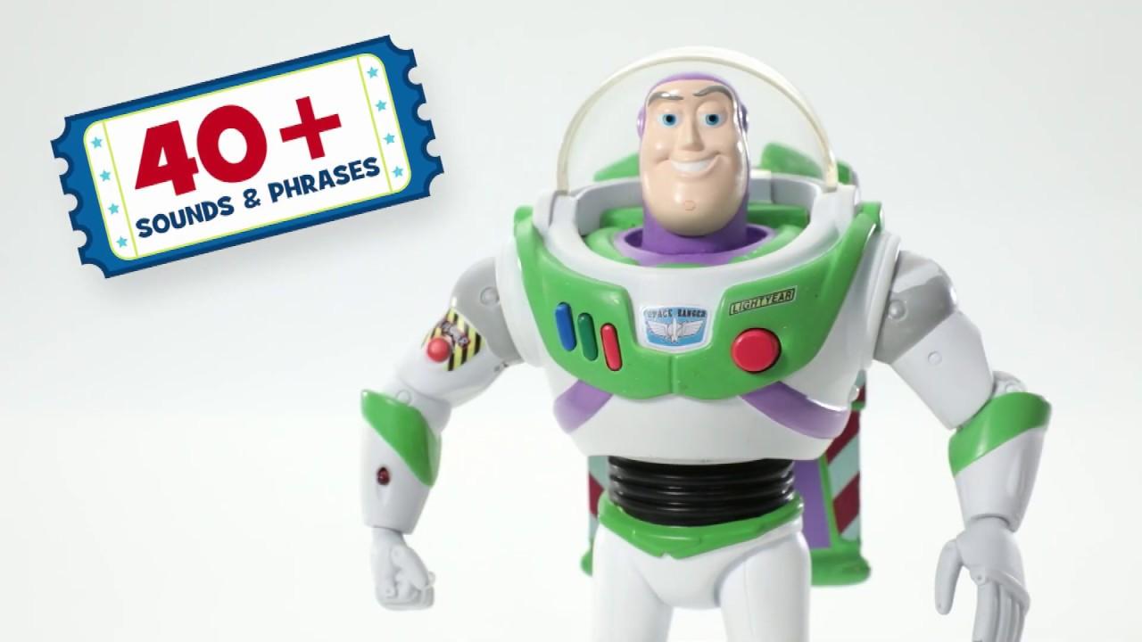 """Buzz Lightyear Disney Pixar Toy Story Ultimate Walking Buzz Lightyear 7/"""""""