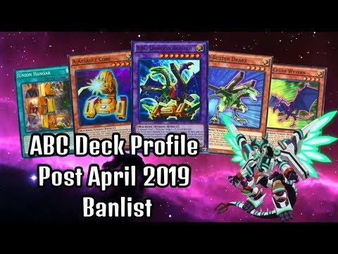 ABC Deck Profile *Post April 2019 Banlist!*