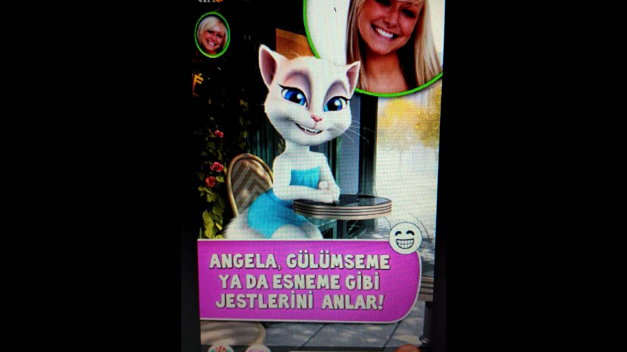 Angelanın adı ne