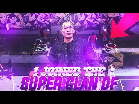 POWER AND GRINDING DF INVITED THE FIRST SUPERSTAR 2 TO JOIN THE BEST CLAN IN NBA2K20...
