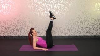 Фитнес онлайн: упражнения для талии