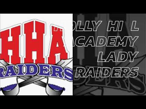 Mikeala Washington - Beaufort Academy 14pts vs Holly Hill Academy Game 2