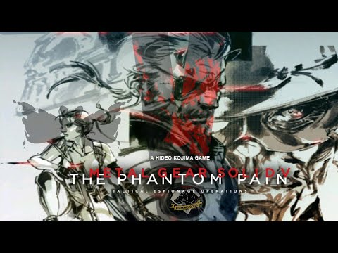 "Metal Gear Solid V: The Phantom Pain Ghost Run 10. ""Occupation Forces"" 