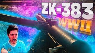 NUEVA ARMA DOBLE ZK-383 | COMO CONSEGUIRLA GRATIS EN CALL OF DUTY: WW2