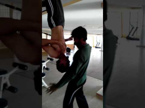 Indian Gutpunching Video  Sanjay