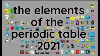 The Most Colorful (and Cute) Periodic Table (ASAPSCIENCE Song in 2021) screenshot 4