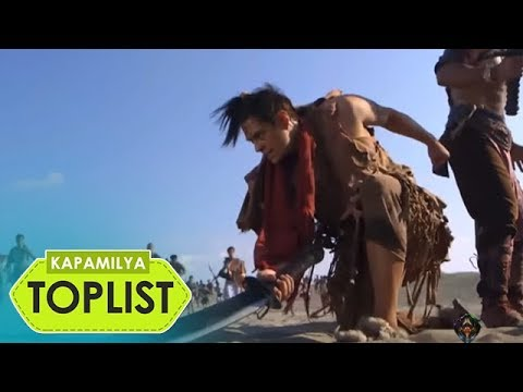 Kapamilya Toplist: 8 times Lakas proved that he is the 'strongest one' in Bagani