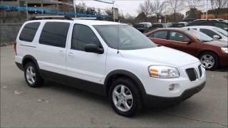 2008 Pontiac Montana Sv6 68851kms For Sale In Oshawa