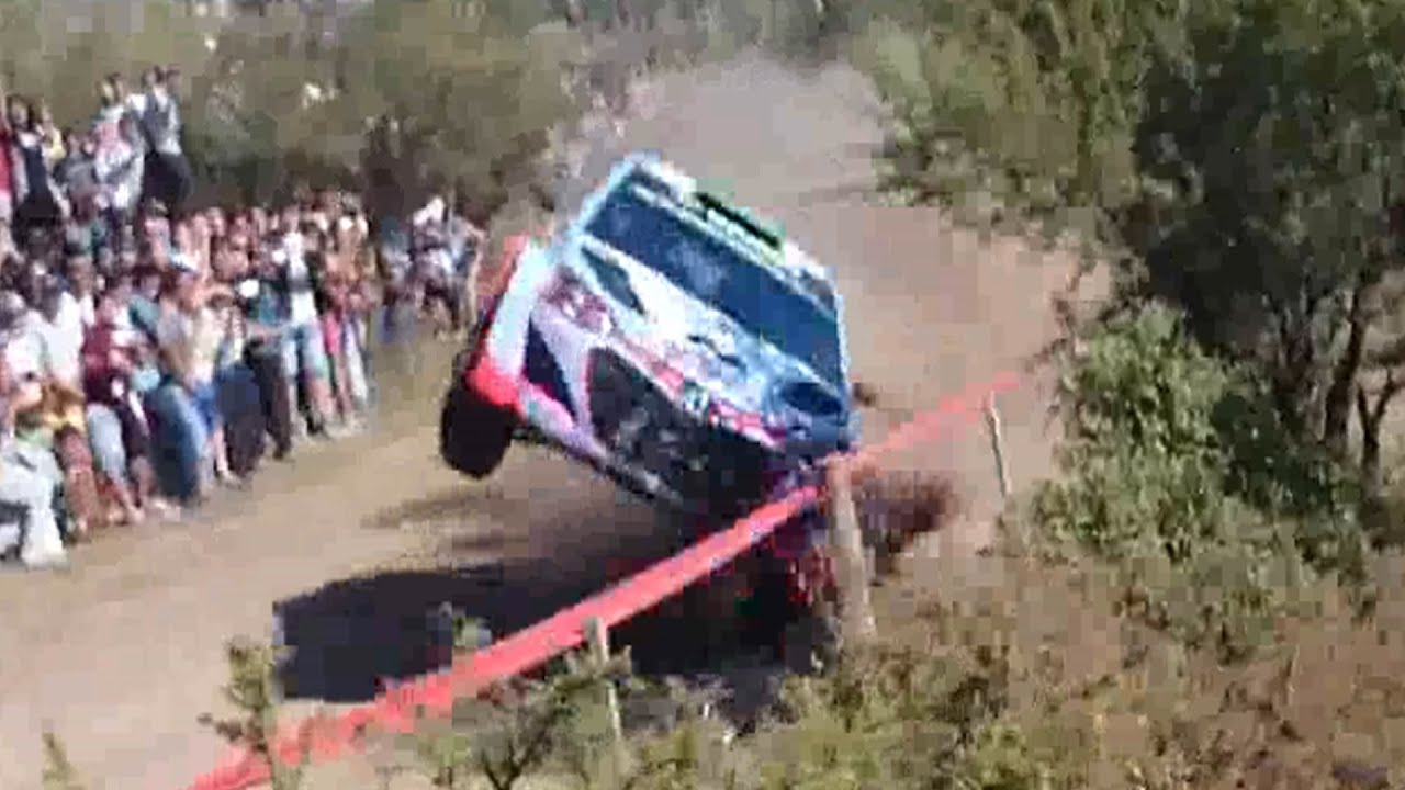 accidente rally argentina 2015 wrc hyundai hayden paddon big crash ojo video impactante. Black Bedroom Furniture Sets. Home Design Ideas