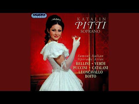Pagliacci (Leocavallo) , Act I, Aria of Nedda: