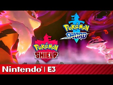21 Minutes of Pokemon Sword & Shield Gameplay | Nintendo Treehouse E3 2019
