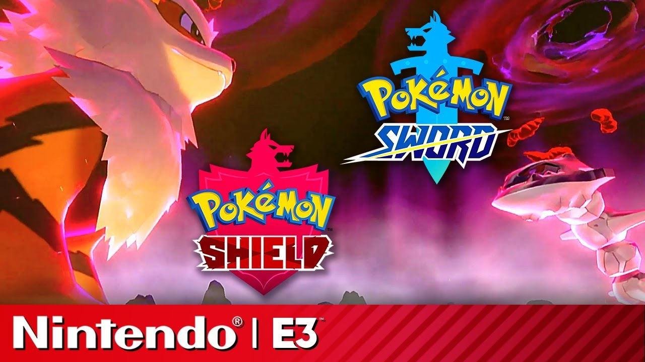 21 Minutes Of Pokemon Sword Shield Gameplay Nintendo Treehouse E3 2019