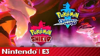 21 Minutes of Pokemon Sword amp; Shield Gameplay  Nintendo Treehouse E3 2019