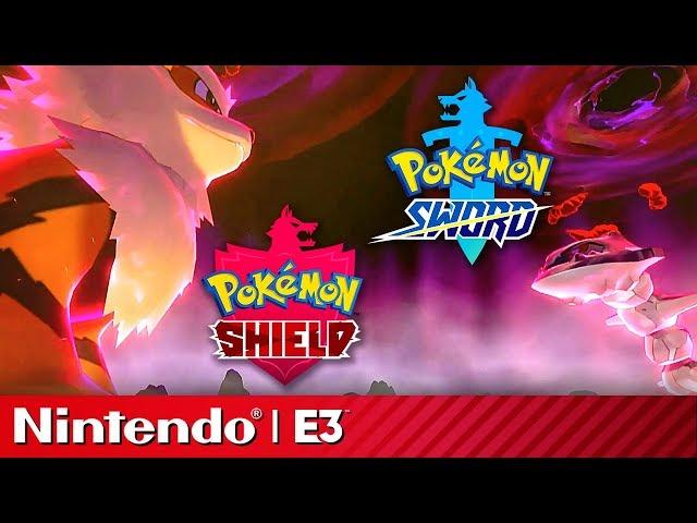 Pokemon Sword and Shield (видео)