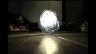 Astuce déco : Créer une jolie lampe boule