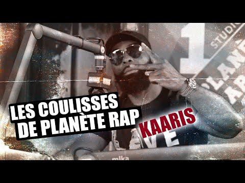 Youtube: Kaaris – Les coulisses de Planète Rap (S02/EP03)