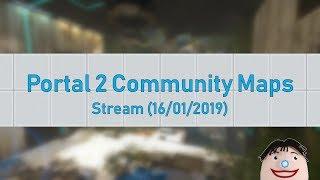 Portal 2 Community Maps (16/01/2019)