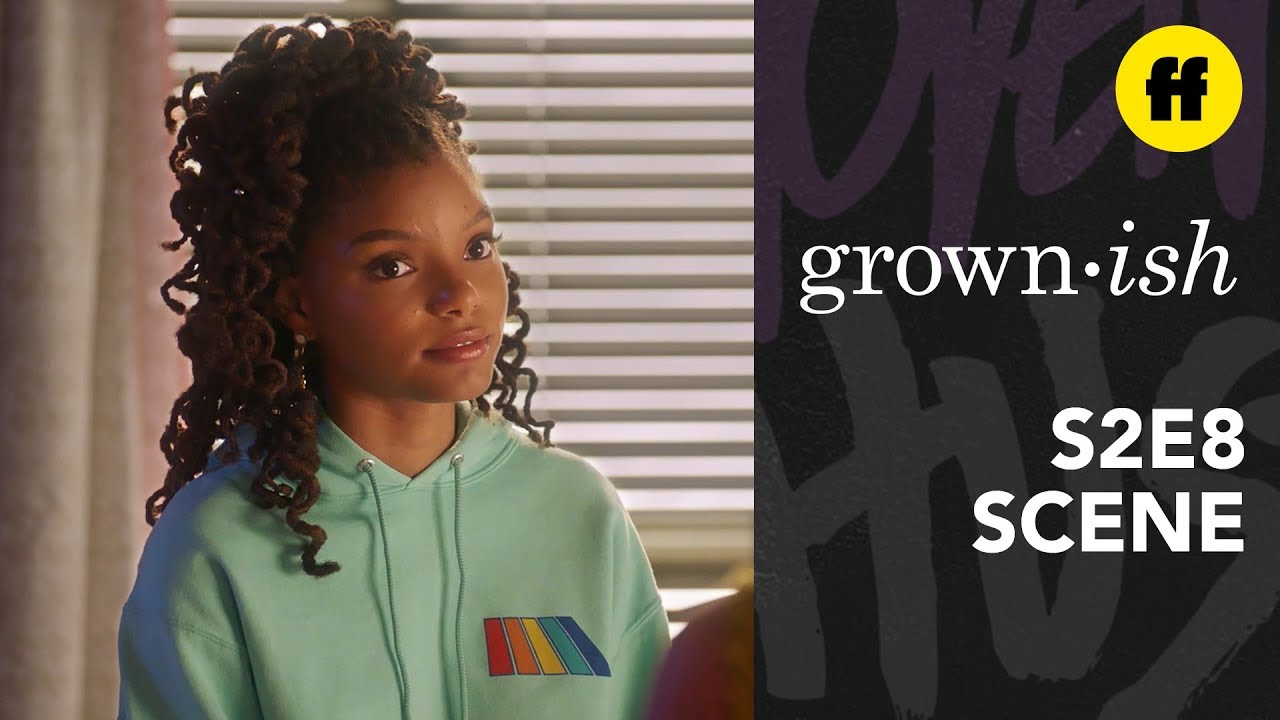 Download grown-ish Season 2, Episode 8 | Jazz & Sky Argue | Freeform