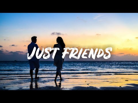 JORDY - Just Friends (Lyric Video)