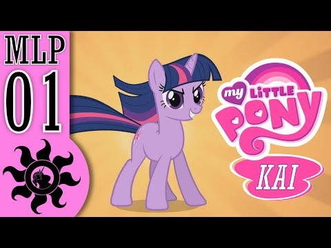 TFS Pony Ball Z Kai Abridged: Episode 1