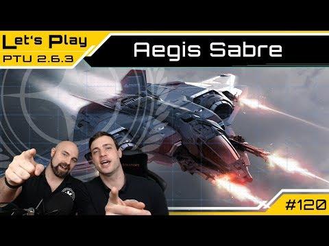 Star Citizen Aegis Sabre | LetsPlay Guide [Deutsch/German]