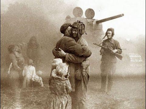 Уникальные военные фото под песню ДЕНЬ ПОБЕДЫ. - YouTube