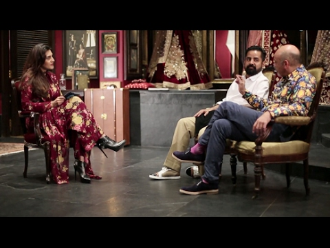 In The Spotlight With Sabyasachi & Louboutin