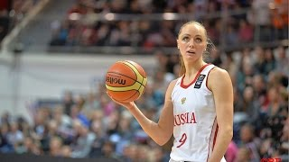 Россия vs Болгария.  Отбор на чемпионат Европы 2017 по баскетболу