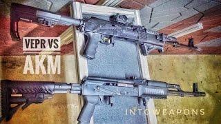 VEPR vs. AKM – AK Comparison