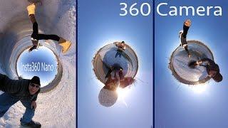Insta360 Nano - 360 Camera for your iPhone