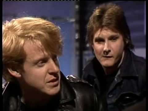 Human League Interview - Countdown - Part One