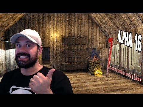 Time for Iron | 7 Days To Die Alpha 16 Let's Play Gameplay PC | E05