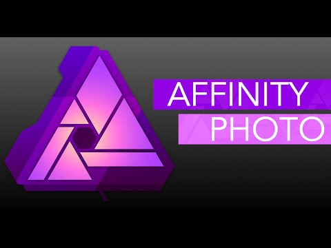 Affinity Photo Tutorial Live Session